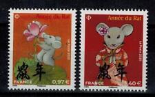 """(a61) timbres France nouveautés année 2020 """"année du rat"""""""