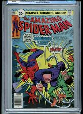 Amazing Spiderman #159 CGC 9.4 White Pages 30 Cent Price Variant