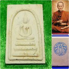 Rare PHRA SOMDEJ LP TOH Wat Rakang Pim Than Sam 141Yrs MAHA Mongkon Thai Amulet