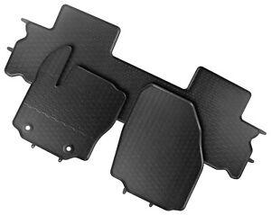 Gummimatten Gummi Fußmatten für Ford Galaxy 2 WA6 2006-2015 Premium Qualität
