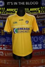 5/5 Antrim GAA adults L gaelic football shirt jersey trikot