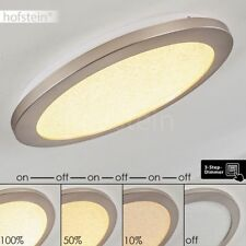 LED Bad Decken Lampen dimmbare Flur Dielen Wohn Schlaf Zimmer Leuchten Glitzer