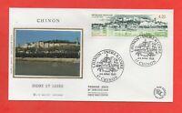 FDC - CHINON - Indre et Loire    (546)