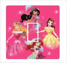 Princesses 1 Disney - Light Switch Sticker cover skin