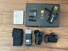 Nikon Z7 FX 45.7MP Mirrorless Camera Kit with 24-70mm F/4 Lens