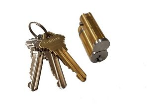 LFIC Lock cylinder for Schlage Interchangeable Core IC, Includes Control Key