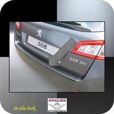 Exklusiv RGM Ladekantenschutz Alu-Look für Peugeot 508 SW Kombi auch RXH 2010-18