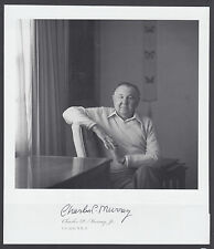 Charles P. Murray, Medal of Honor recipient for WWII action in France, SP