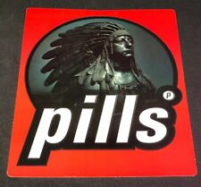 Pills - I Preach To Party - Promotional Sticker