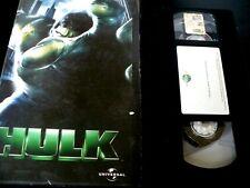 HULK_VHS EX NOLO_FILM AZIONE FANTASY FANTASCIENZA 2003 _VHS USATA