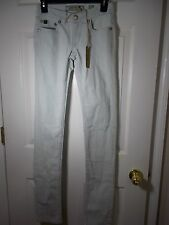 REUSE Skinny Stretch Jeans NWOT Size 24W 35L Neat Color Recycled Material
