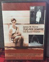 Tuo Per Sempre DVD Nuovo Sigillato Buster Keaton