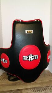 Ringside Gel Shock Super Boxing Body Protector MMA Boxing etc Belly pad
