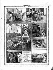 Ambulances Postes de Secours Dentiste Ambulanciers Bataille de l'Oise 1914 WWI