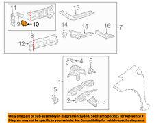 TOYOTA OEM 14-18 Yaris Fender-Inner Rail Reinforcement Right 571950D010