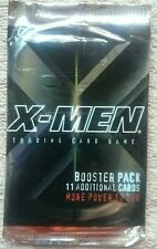 X-Men Trading Card Game Booster Pack NEW Wizards Of The Coast 11 cards