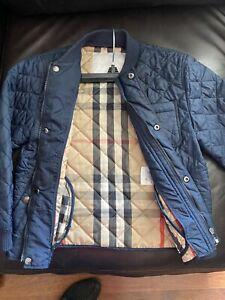 burberry children jacket Size 7y