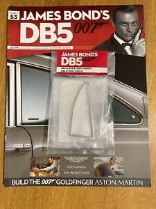 JAMES BOND 007 - ASTON MARTIN DB5 - 1:8 SCALE BUILD - GOLDFINGER - CAR PART 53