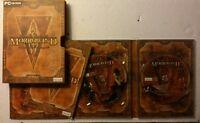 The Elder Scrolls III Morrowind Edition Française Fourreau Cartonné PC