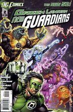 Green Lantern New Guardians #2 (2011) DC Comics