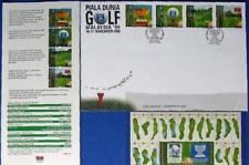 S120) Malaysia Gulf Sheet Folder + Calendar Golf Block 33 IN Folder Kw