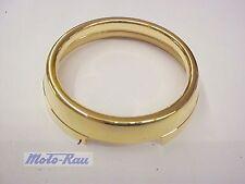 Aprilia Red Rose 125 50 Ring  Instrumentenrahmen Cockpitblende gold