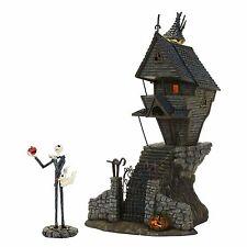 Nightmare Before Christmas Jack Skellington's House