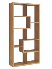 Geneva Shelving Display Unit Style 2 - Tall Wide Shelving Unit / Bookshelf