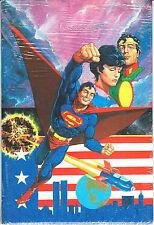 Superman 400 Portfolio 16 plates 1984 Chaykin Bryne Davis Eisner Kirby Moebius