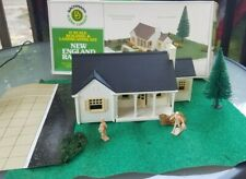 Bachman Scenic Classics new England  rancher Kit ,w/box O Scale