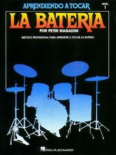 Learn to Play the Drum Set Aprendiendo a Tocar La Bateria Nivel Perc 006620050