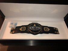 WWE WRESTLEMANIA 35 NXT Takeover Replica MINI BELT WWF - SuperStore nXt