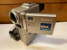 SONY DCR-PC1E Digital Video Camcorder + Accessories