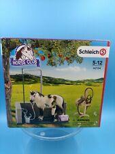 Neu Spielzeug Box Wäsche Für Pferde Farm World schleich 42104