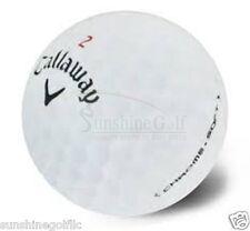 24 Near Mint Callaway Chrome Soft AAAA Used Golf Balls **FREE SHIPPING**
