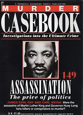 Murder Casebook #149 Assassination (James Earl Ray, Carl Weiss)