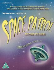 Space Patrol The Complete Series Blu-ray DVD Region 2