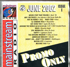 PROMO ONLY - MAINSTREAM RADIO - JUNE 2002 - PROMO CD COMPILATION