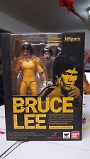 BANDAI S.H. Figuarts SHF Bruce Lee (Yellow Track Suit)