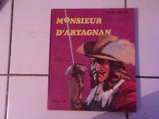 André Lefevre MONSIEUR d' ARTAGNAN illustré par V Rybaltchenko 1976
