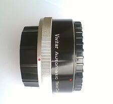 Vivitar Automatic Tele Converter 2x-4 - Canon FL / FD mount - with case