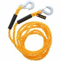 DUNLOP Câble Corde de remorquage Auto 3 000 kg   3 tonnes   4 mètres