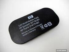 HP Ersatz Akku 500mAH 3,6V für Smart Array 6400 / 6i / 641 / P600, 307132-001