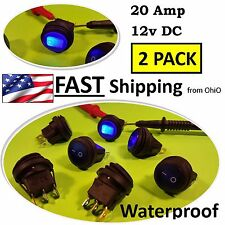 Switch Waterproof Toggle Switch - Boat & Marine Application or other applica