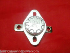 Thermostat Temperature KSD303 Switch Bimetal Disc 140°F/60°C Normaly Closed N.C