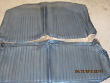 Used 1968 CAMARO REAR SEAT UPHOLSTERY COVER