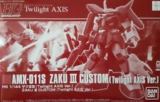 HGUC 1/144 Zaku III Custom (Twilight AXIS Ver.)  (Hobby Online Shop Limited)