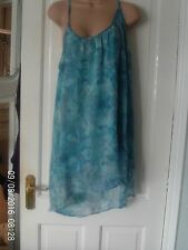 BLUE  DRESS BY DOROTHY PERKINS, SIZE MEDIUM