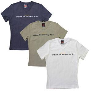 DIESEL T-Shirt Top Girls Child Designer Clothing