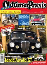 OP0605 + BMW R 69 S mit 71 PS + YAMAHA RD 350 LC + Oldtimer Praxis 5/2006